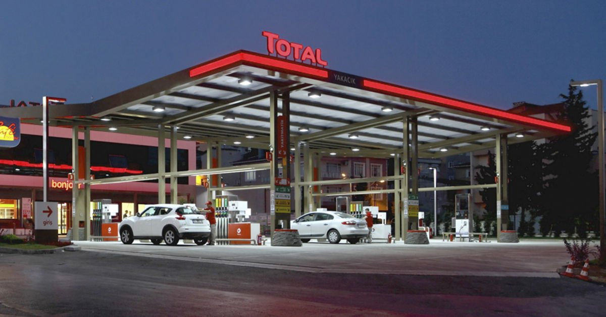 Tüm Türkiye' de Total Akaryakıt İstasyonlarında Teknozone firması ile Ozon Dezenfeksiyonu